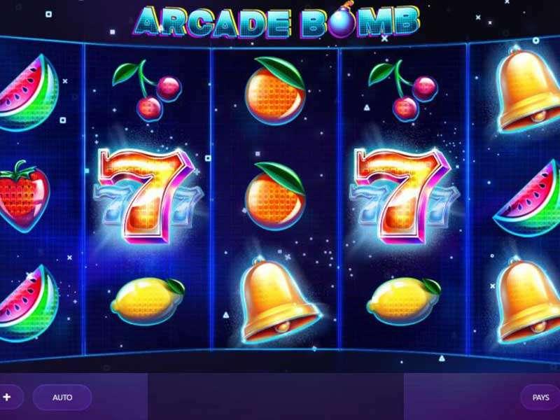 Arcade Bomb Slots