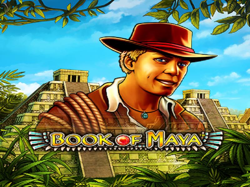 Book Of Maya Slot