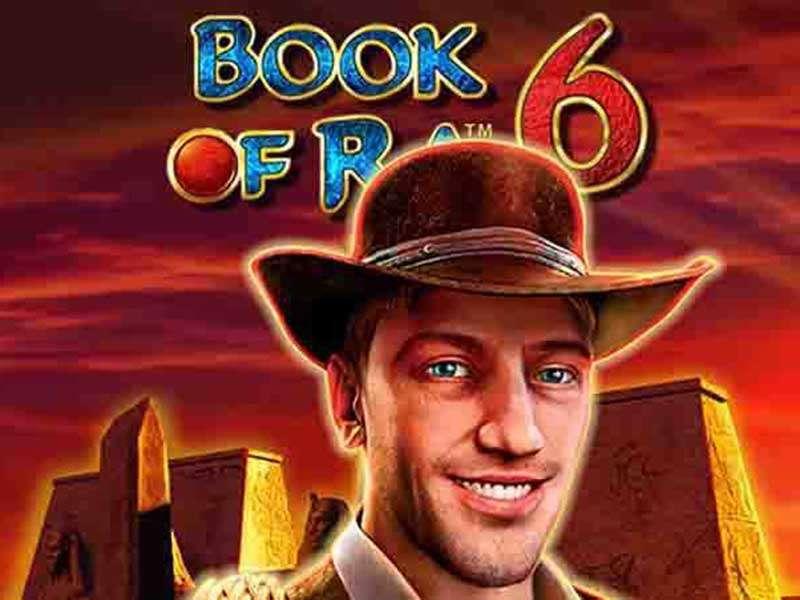 Book Of Ra 6 Slot