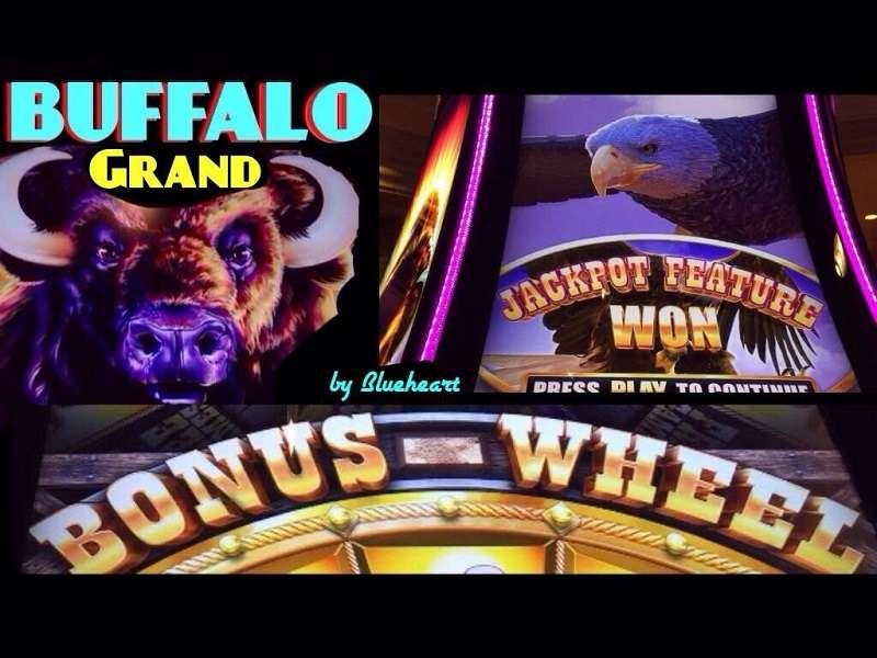 Buffalo Grand Slots