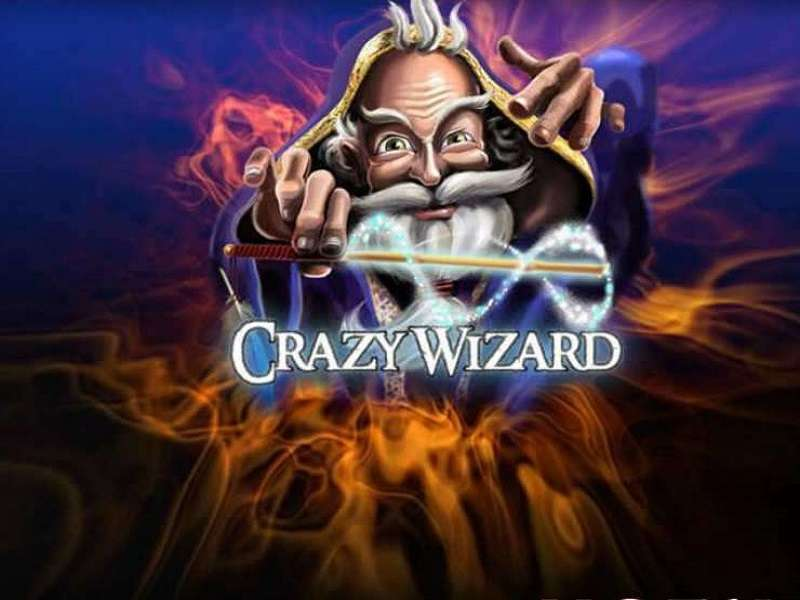 Crazy Wizard Slot