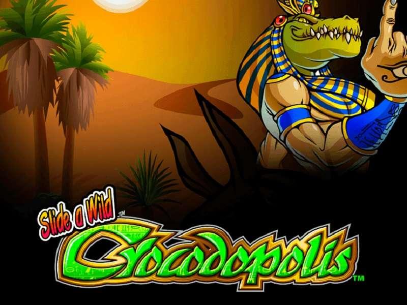 Crocodopolis Slot