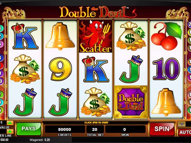 Double The Devil Slots