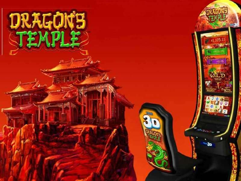Dragon's temple slot