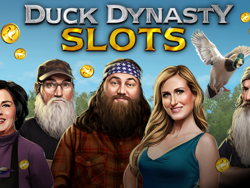 Duck Dynasty Slot