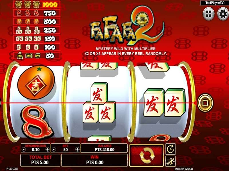 FaFaFa 2 Slots