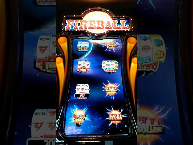 Fireball Slots Machine