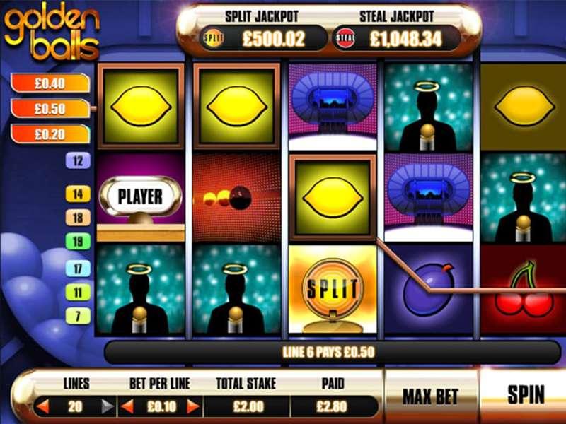 Golden Balls Online Slot