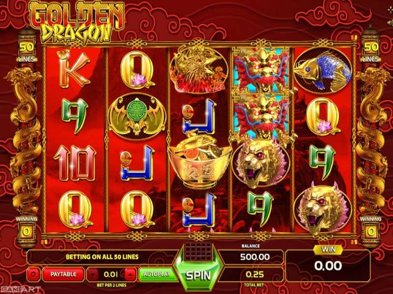Golden Dragon Slots