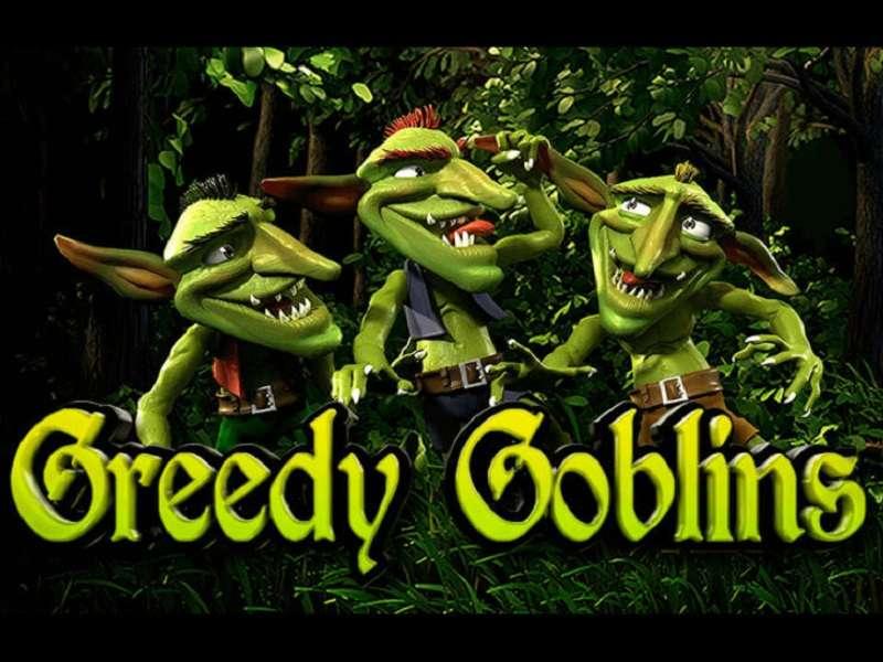 Greedy Goblins Slots