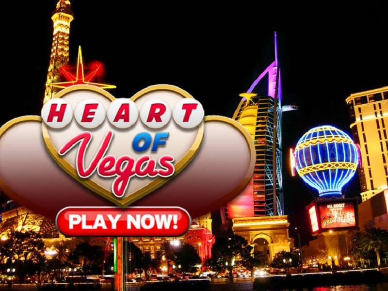 Heart of Vegas Slots