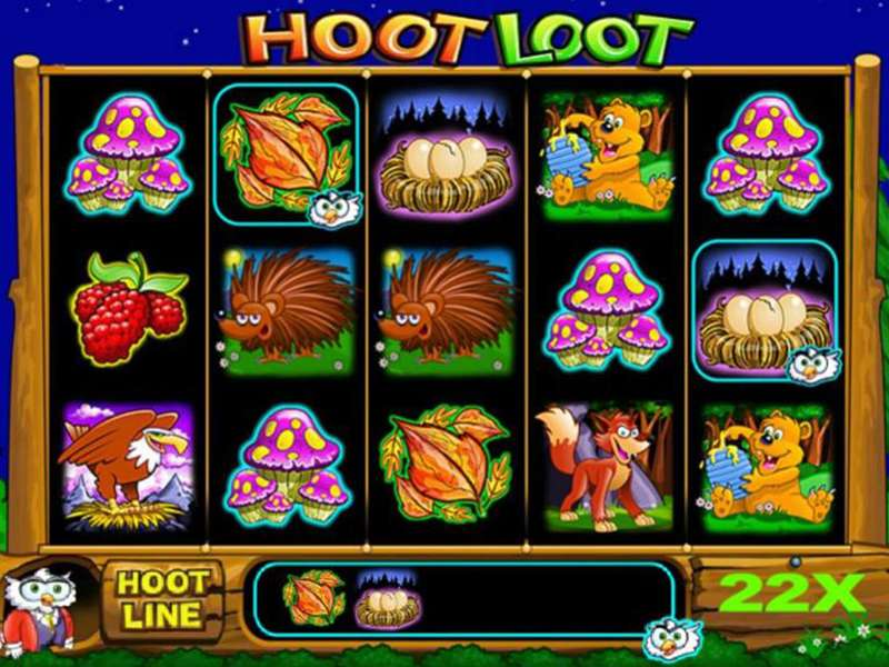 Hoot Loot Online Slot Game
