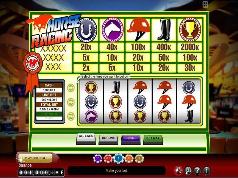 Horse Racing Slot