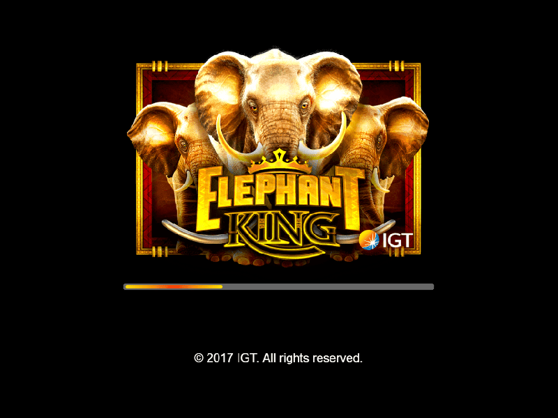Elephant King Slot