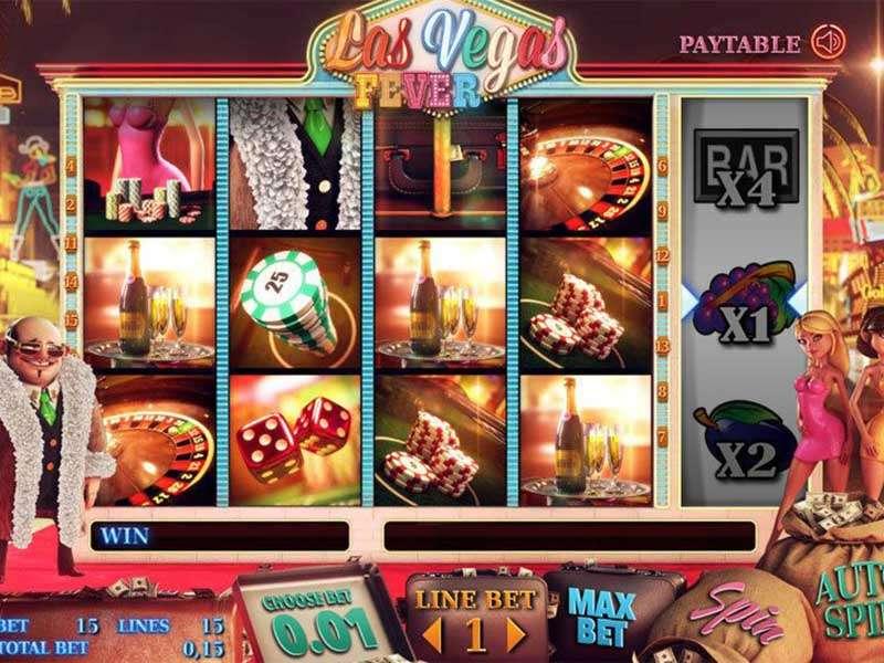 Las Vegas Fever Slots
