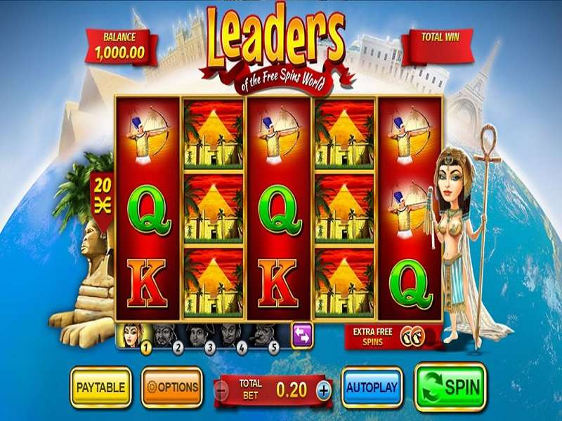 Leaders of the Free Spins Slots