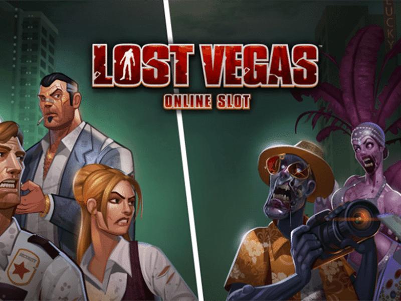 Lost Vegas Slots