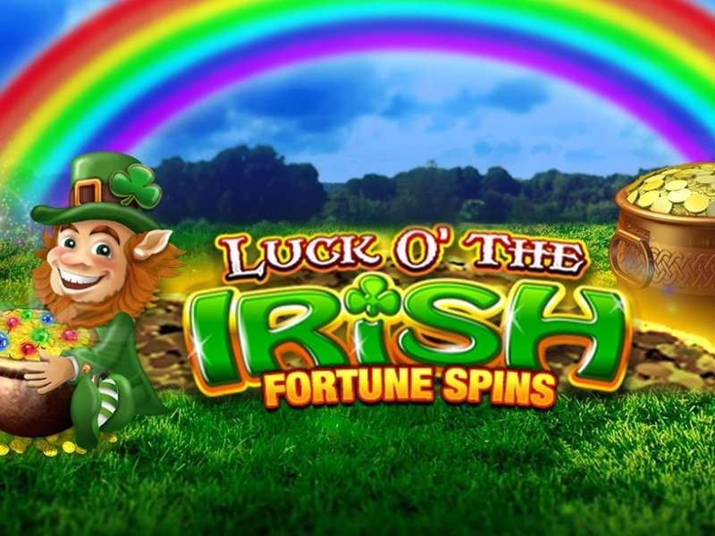 Luck O' The Irish Fortune Spins Slots