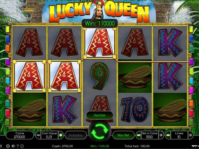 Lucky Queen Slot