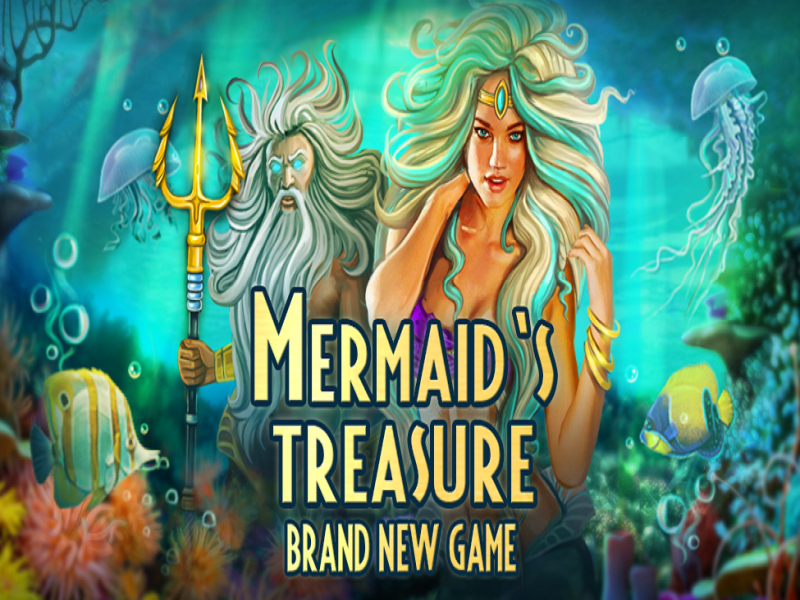 Mermaid's Treasure Slot