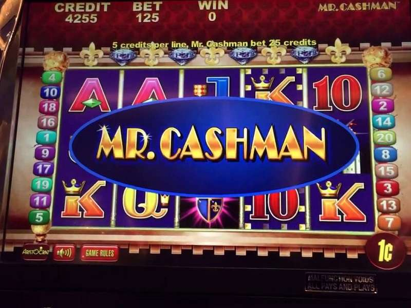 Mr. Cashman Slots
