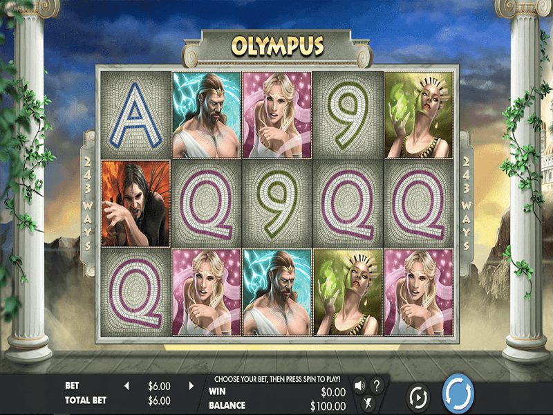 Olympus Slot