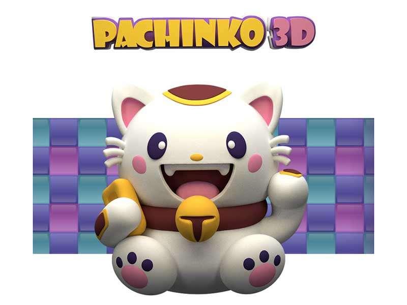 Pachinko 3D Casino Games slot