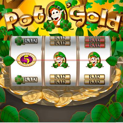 Pot O' Gold 2 Slot