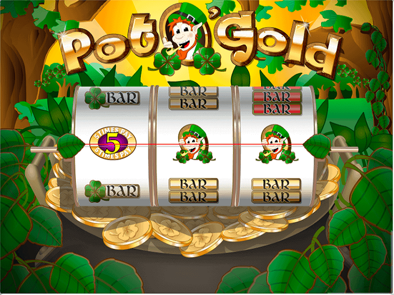 Pot O' Gold 2 Slot
