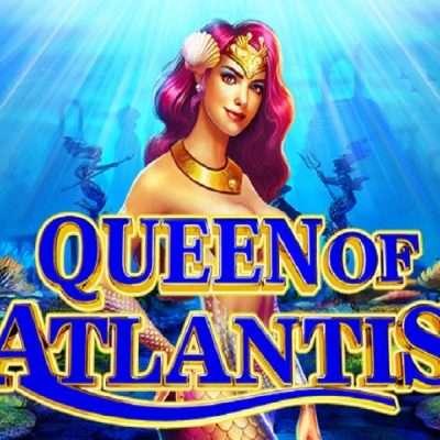 Queen of Atlantis Slot