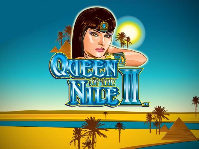 Queen of the Nile 2 Slots
