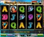 Rings of Fortune Slot