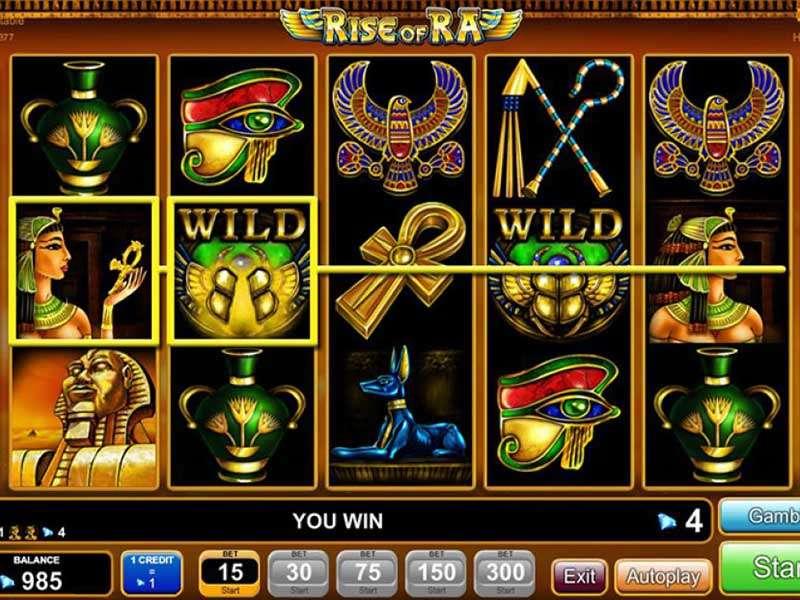 Rise Of Ra Slot