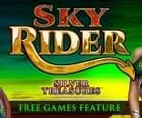 Sky Rider: Silver Treasures Slot