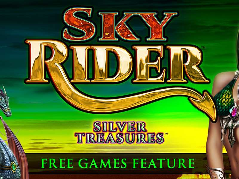 Sky Rider: Silver Treasures Slot