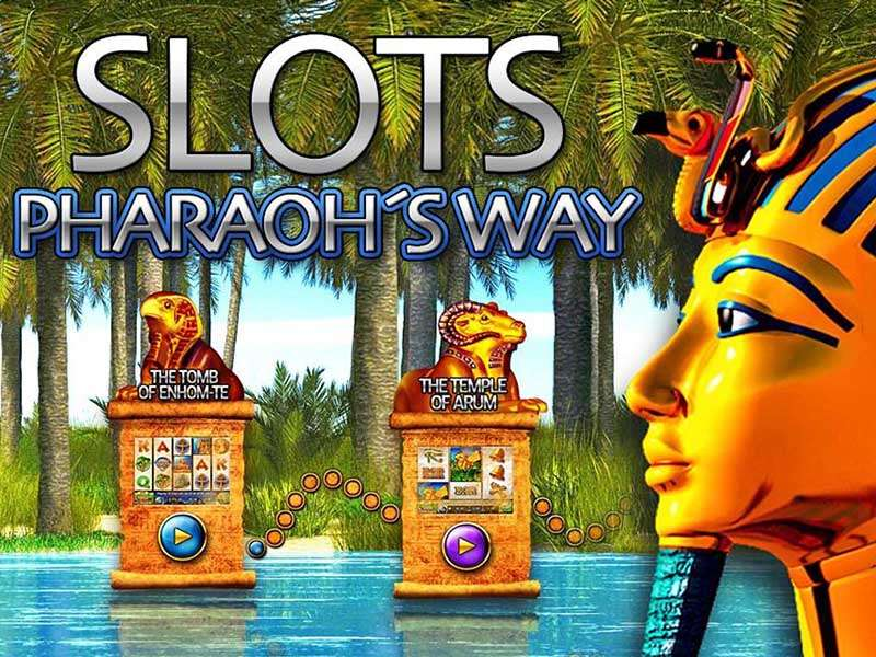 Slots Pharaoh's Way Slots