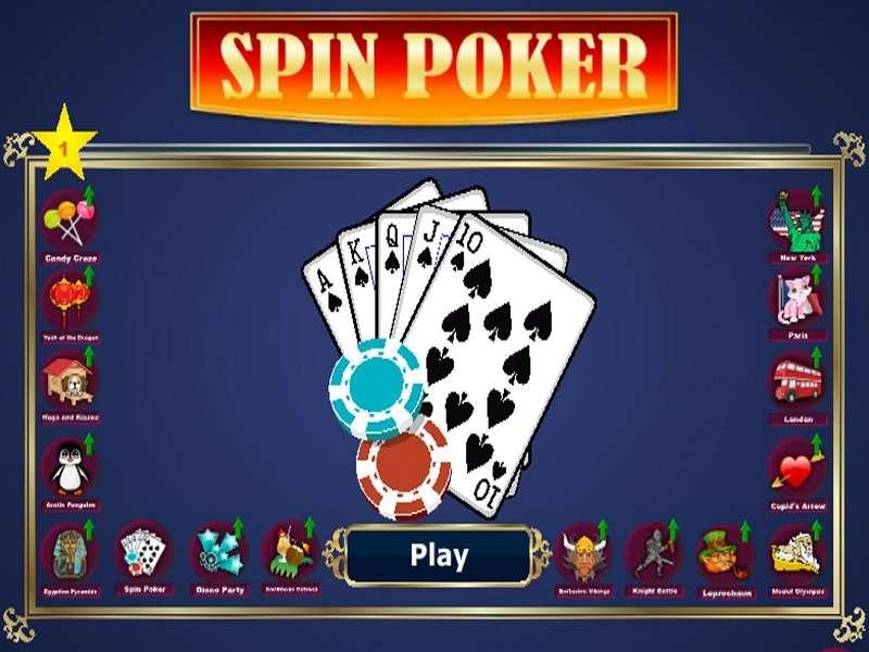 Spin Poker Slot