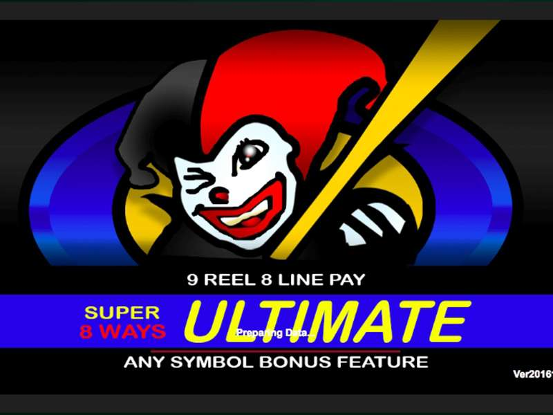 Super 8 Way Ultimate Slots
