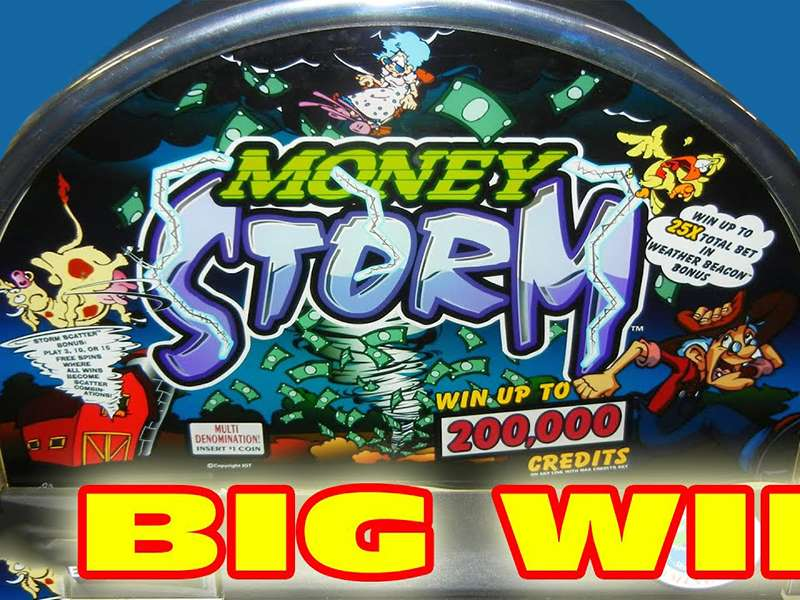 Super Money Storm Slots