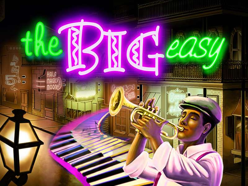 Big easy slot machine online