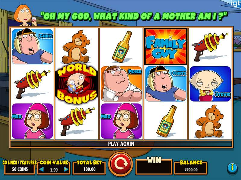 The Family Guy Slots