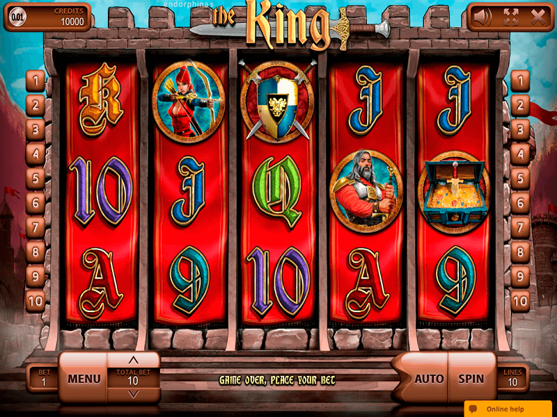 The King Slot