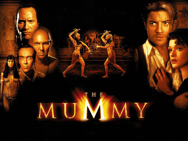 The Mummy Slots