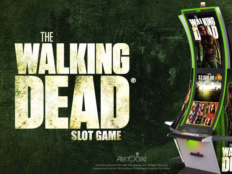 The Walking Dead Slots Machine
