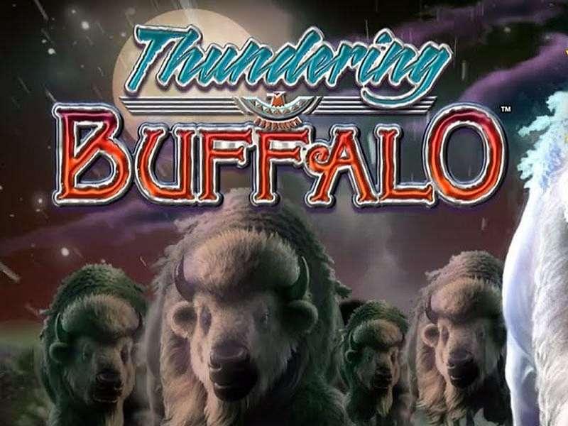Thundering Buffalo Slot