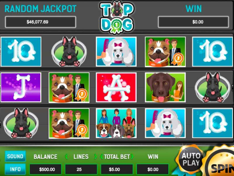 Top Dog Slots