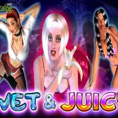 Wet & Juicy Slot