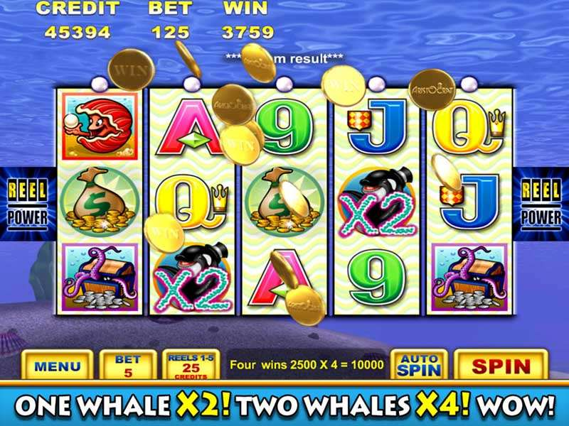 Whales Of Cash Slot