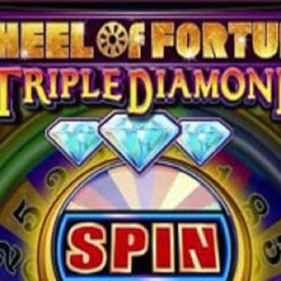 Wheel of Fortune Triple Diamond Slot