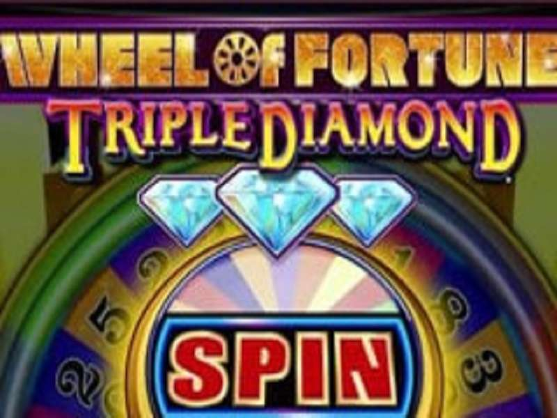 Wheel of Fortune Triple Diamond Slot